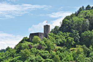 Burg Husen - Hausach